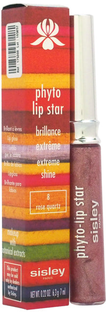 Women Sisley Phyto Lip Star Extreme Shine - 8 Rose Quartz Lip Gloss