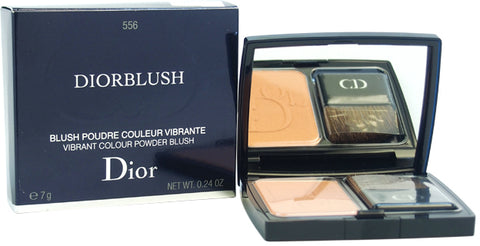 Christian Dior - Diorblush Vibrant Colour Powder Blush - # 556 Amber Show 0.24 oz