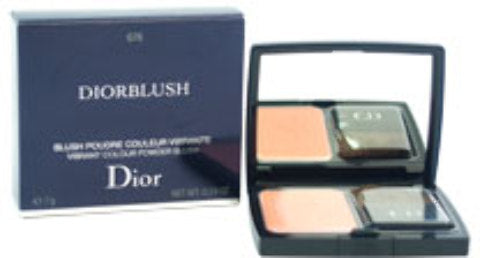 Christian Dior - Diorblush Vibrant Colour Powder Blush - # 676 Coral Cruise 0.24 oz