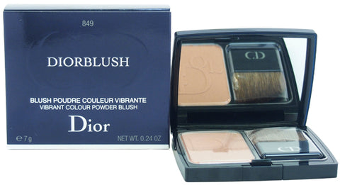 Christian Dior - Diorblush Vibrant Colour Powder Blush - # 849 Mimi Bronze 0.24 oz