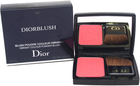 Christian Dior - Diorblush Vibrant Colour Powder Blush - # 881