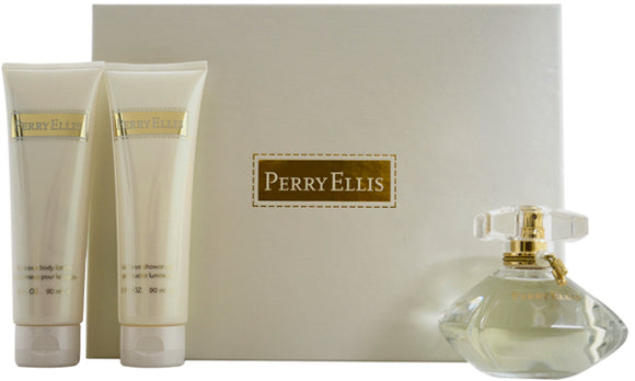 Women Perry Ellis Perry Ellis Gift Set 3 pc