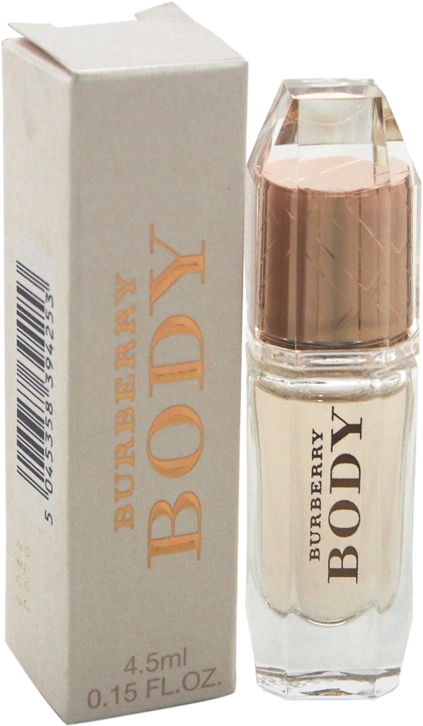 Burberry Body EDT Splash (Mini) 4.5 ml Case Pack 3