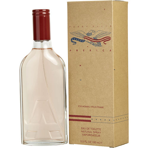 AMERICA by Perry Ellis EDT SPRAY 5 OZ