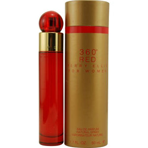 PERRY ELLIS 360 RED by Perry Ellis EAU DE PARFUM SPRAY 1.7 OZ