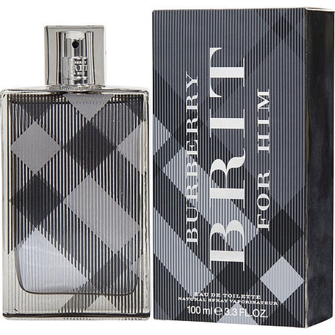 BURBERRY BRIT by Burberry EDT SPRAY 3.3 OZ
