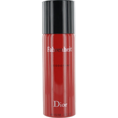 FAHRENHEIT by Christian Dior DEODORANT SPRAY 5 OZ