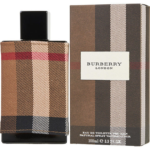 BURBERRY LONDON by Burberry EDT SPRAY 3.3 OZ (NEW)