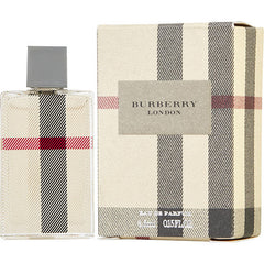 BURBERRY LONDON by Burberry EAU DE PARFUM .15 OZ (NEW) MINI