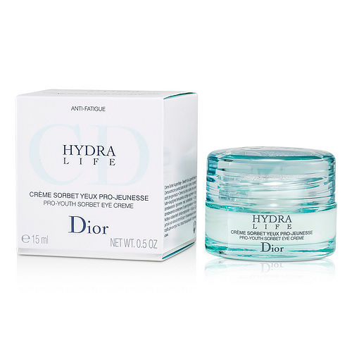 CHRISTIAN DIOR by Christian Dior Hydra Life Pro-Youth Sorbet Eye Creme --15ml/0.5oz