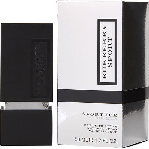 BURBERRY SPORT ICE by Burberry EDT SPRAY 1.7 OZ
