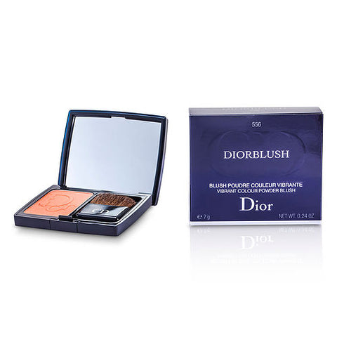 CHRISTIAN DIOR by Christian Dior DiorBlush Vibrant Colour Powder Blush - # 556 Amber Show --7g/.024oz