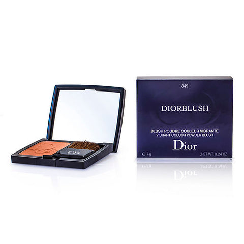 CHRISTIAN DIOR by Christian Dior DiorBlush Vibrant Colour Powder Blush - # 849 Mimi Bronze --7g/.024oz