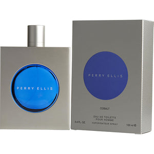 PERRY ELLIS COBALT by Perry Ellis EDT SPRAY 3.4 OZ