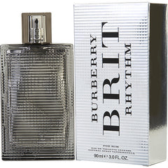 BURBERRY BRIT RHYTHM INTENSE by Burberry EDT SPRAY 3 OZ