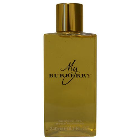 MY BURBERRY by Burberry SHOWER OIL 8.1 OZ