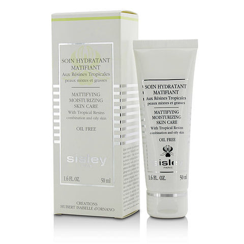 Sisley by Sisley Mattifying Moisturizing Skin Care with Tropical Resins - For Combination & Oily Skin (Oil Free) --50ml/1.6oz