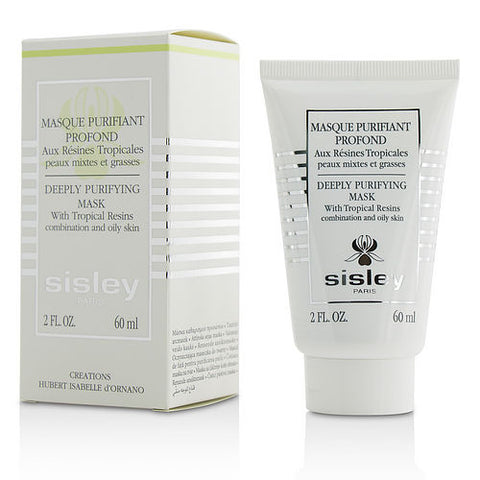 Sisley by Sisley Deeply Purifying Mask With Tropical Resins (Combination And Oily Skin) --60ml/2oz