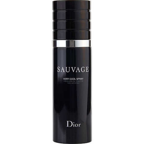 DIOR SAUVAGE VERY COOL SPRAY by Christian Dior FRESH EDT SPRAY 3.4 OZ