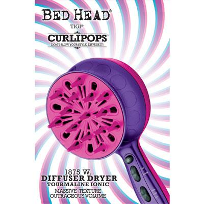 CurliPops Diffuser Dryer