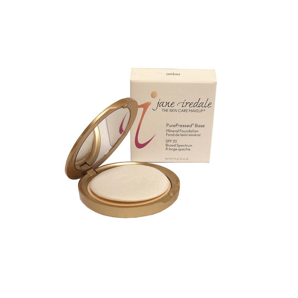 Jane Iredale Mineral Pressed Powder Amber .35 oz