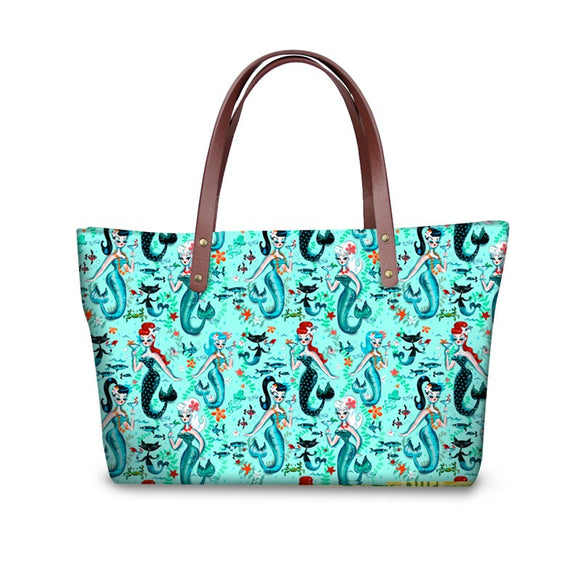 Big Tote Bag Women Hand Bags Beach Top-handle Bag