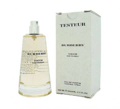 BURBERRY TOUCH TESTER 3.4 EDP SP FOR WOMEN