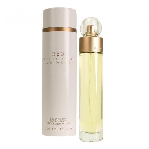360 PERRY ELLIS 3.4 EDT SP FOR WOMEN