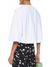 Load image into Gallery viewer, 3/4 Sleeve Open Front Cropped Jacket
