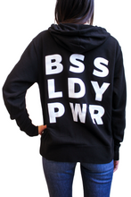 Load image into Gallery viewer, BSS LDY PWR Zip Up