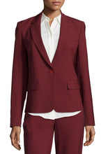 Load image into Gallery viewer, Long Sleeve Single-Button Tailored Blazer