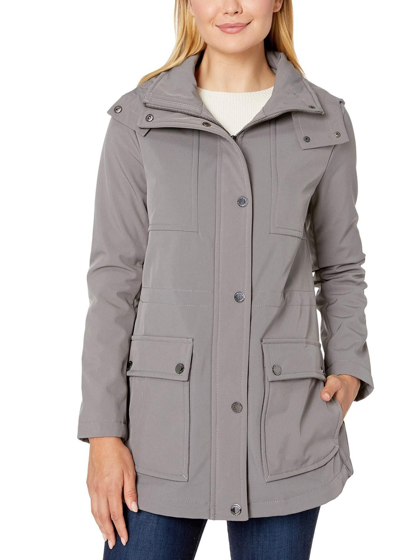 Hooded Lined Jacket
