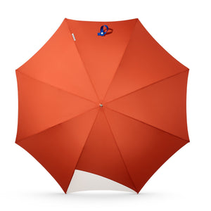 Large Certain Standard Umbrella - Poppy Red