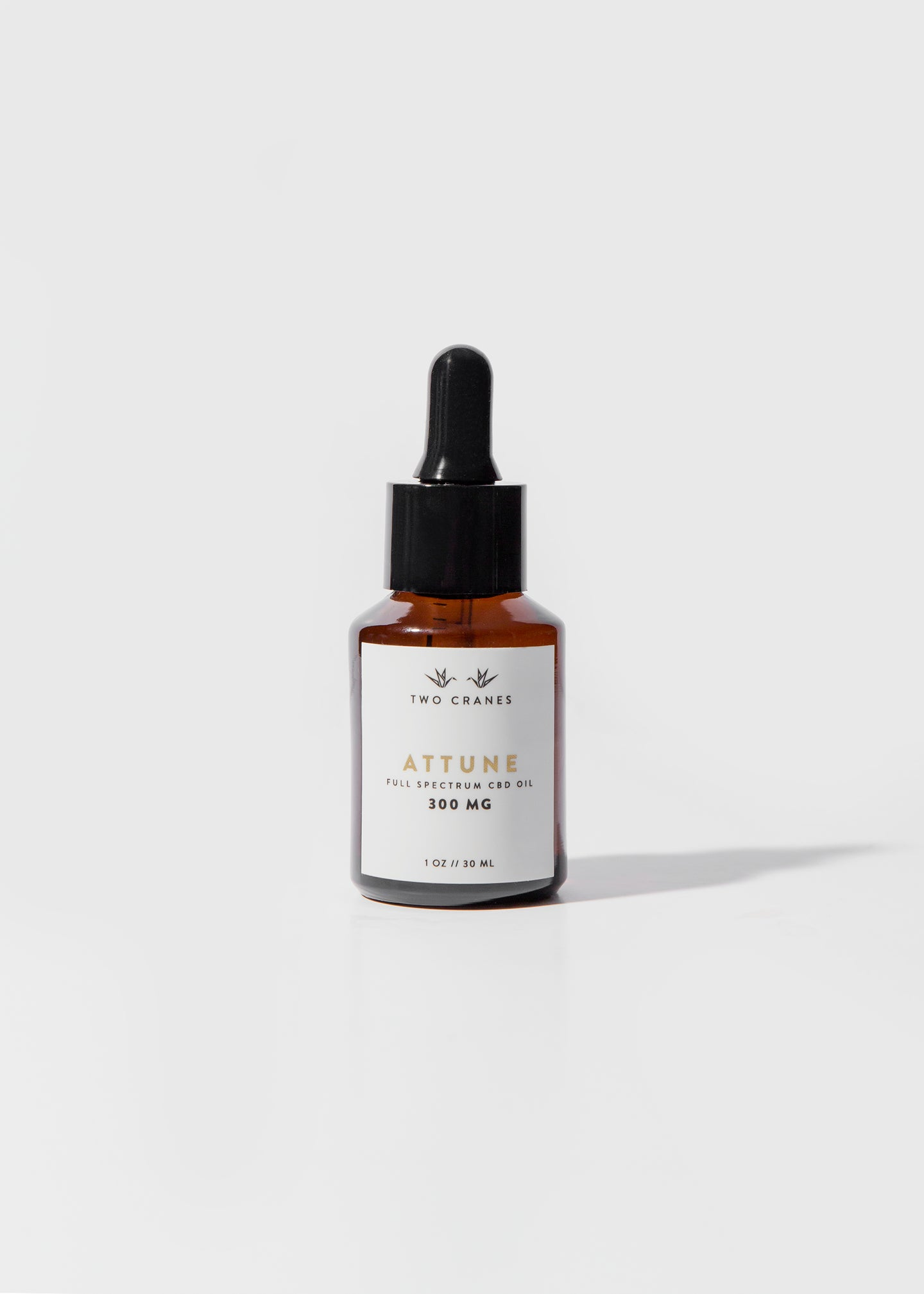ATTUNE FULL SPECTRUM HEMP OIL 300+MG