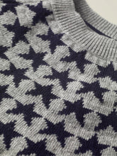 Load image into Gallery viewer, Alpaca Blend Star Print Sweater