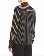 Load image into Gallery viewer, Airy Faux Wrap Long Sleeve Blouse