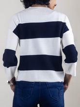 Load image into Gallery viewer, Boxy 3/4 Sleeve Sweater