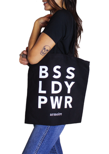 BSS LDY PWR Tote