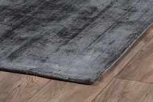 Load image into Gallery viewer, Luxury Collection - Berlin Distressed Charcoal Rug