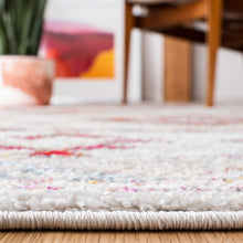 Load image into Gallery viewer, Safavieh Adirondack Bohemian Beige & Red Rug