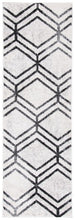 Load image into Gallery viewer, Safavieh Adirondack Modern Ivory & Charcoal Rug