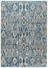 Load image into Gallery viewer, Dalyn Aero Blue & Taupe Rug