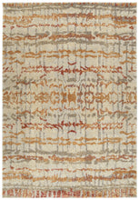Load image into Gallery viewer, Dalyn Aero Terracotta & Wheat Rug
