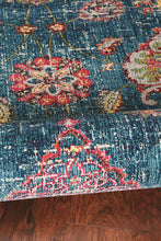 Load image into Gallery viewer, KAS Dreamweaver Farmhouse Blue Layla Rug