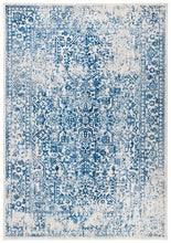 Load image into Gallery viewer, Safavieh Evoke Farmhouse Navy & Ivory Rug