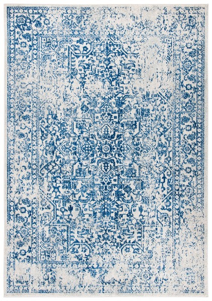 Safavieh Evoke Farmhouse Navy & Ivory Rug
