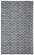 Load image into Gallery viewer, Safavieh Kilim Bohemian Navy Rug