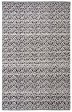 Load image into Gallery viewer, Safavieh Kilim Contemporary Brown & Charcoal