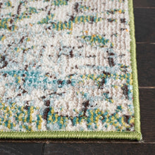 Load image into Gallery viewer, Safavieh Madison Contemporary Green & Turquoise Rug
