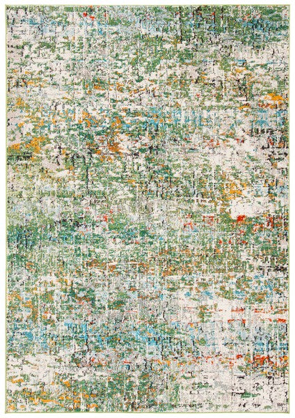 Safavieh Madison Contemporary Green & Turquoise Rug